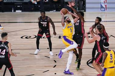 Nba Finals Lakers Dominates Heat For Lopsided Win In Game 1 Sportstar