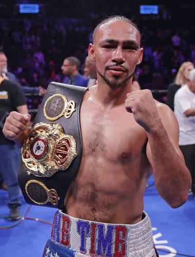 World Boxing Association welterweight face-off: Keith Thurman has ...