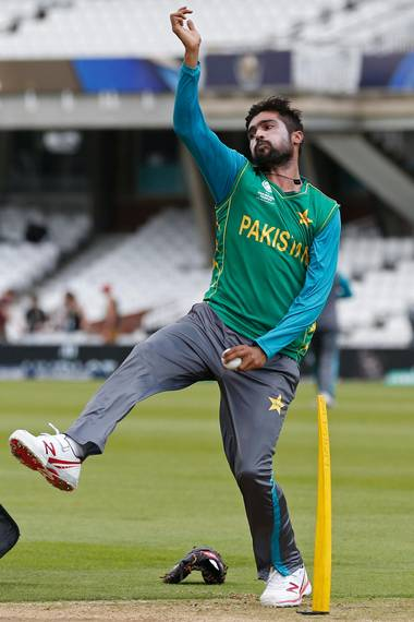 SA vs PAK, 2019: Mohammad Amir recalled for South Africa