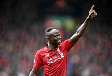 Premier League Highlights Liverpool 2 0 Chelsea Sadio Mane Header Mohammed Salah S Thunderbolt Sends Reds Top Of The Table Sportstar