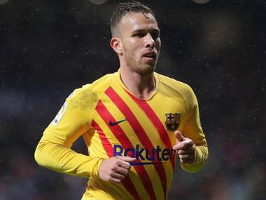 Barcelona And Juventus Swap Arthur Melo And Miralem Pjanic Sportstar