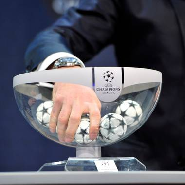 UEFA Champions League Group Stage Draw: Messi vs Ronaldo in UCL; PSG, Man  United in group H - Sportstar