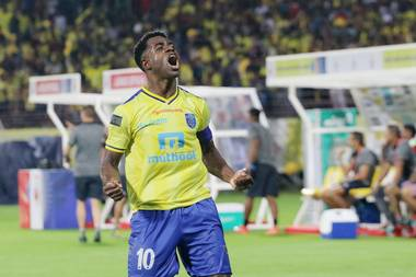 ISL Highlights: Ogbeche powers Blasters to 2-1 win over ATK - Sportstar