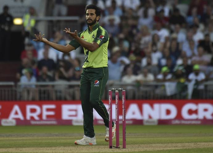 Hasan Ali , who is gearing up for the four-match T20 series and two Test matches in the West Indies, took five for 51 in the second ODI against England at Lord's before bowling an impressive spell, in the last T20I. - AP
