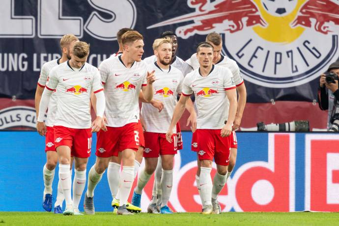 Bundesliga: Julian Nagelsmann makes his mark as RB Leipzig ride their luck