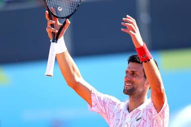 Confirmed Novak Djokovic Will Play At Us Open Sportstar