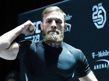 Fury Mcgregor Will Win Via Knockout Vs Cerrone At Ufc 246