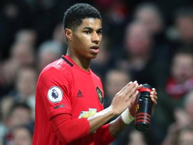 Marcus Rashford Set To Return This Season In Boost For Manchester United Sportstar