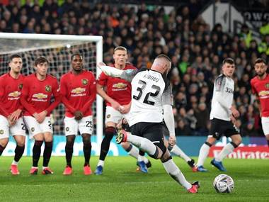Rooney Hopes Derby County S Teenagers Learn From Mun Defeat Sportstar